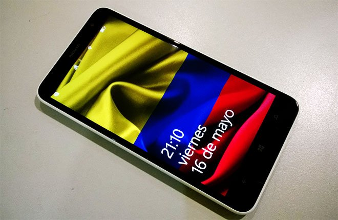 Nokia Lumia Colombia