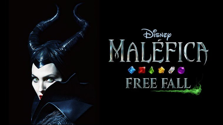 MALÉFICA Free Fall