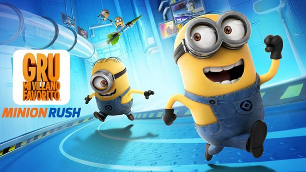 minion rush windows 8