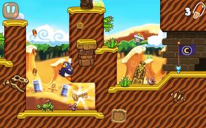 Hopping Penguin, nuevo juego de plataformas para Windows Phone 8