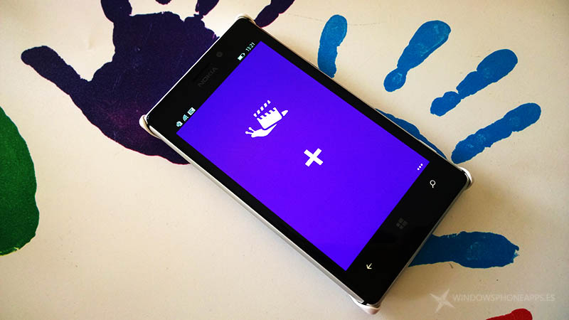 Slowly crea video slow motion con Windows Phone