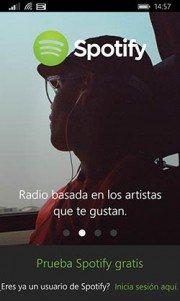 Spotify se actualiza y estrena nuevo diseño