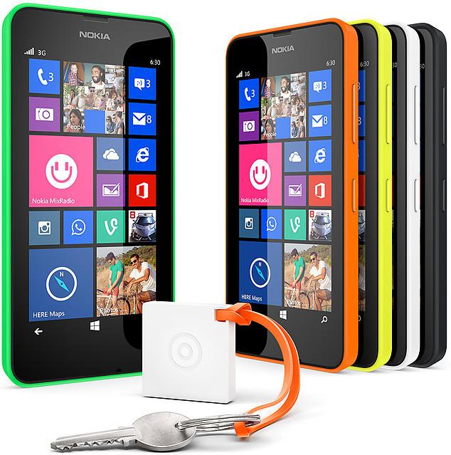 Nokia Treasure Tag Mini WS-10