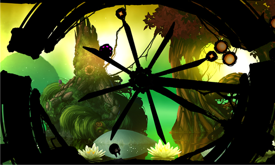 Badland para Windows Phone 8