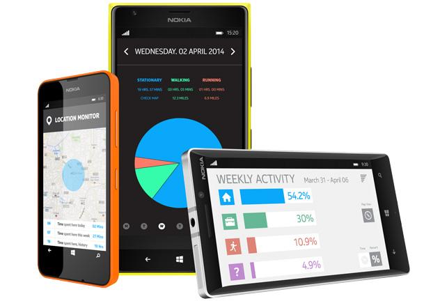 Lumia SensorCore SDK Beta