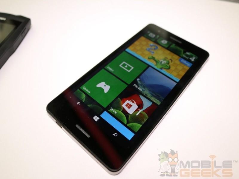 Wistron Tiger Windows Phone