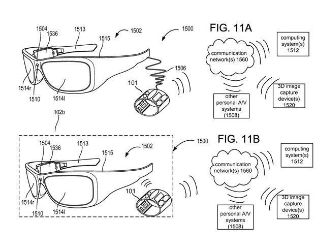 Patente de Realidad aumentada