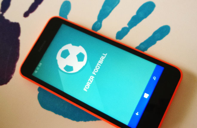 Forza Fútbol llega a Windows Phone 8 listos para Brasil