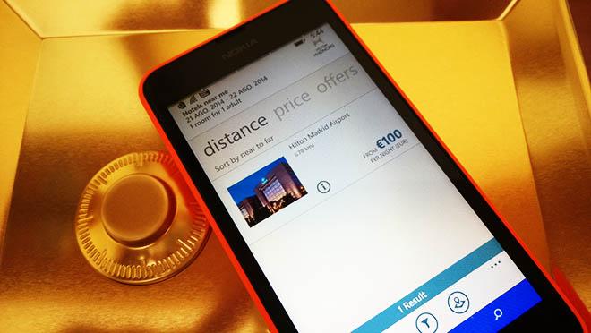 Hilton  Windows Phone