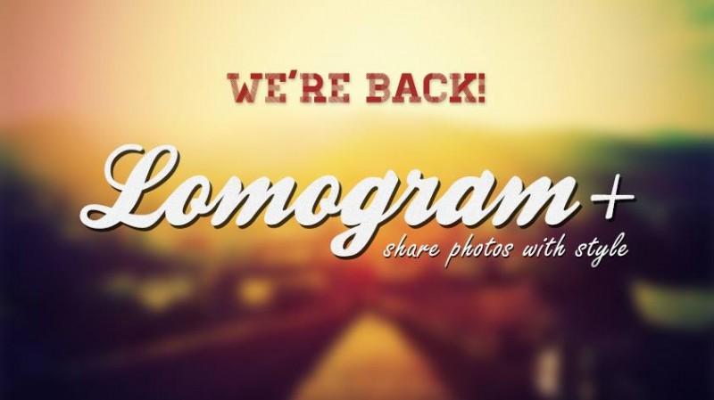 Lomogram+ para Windows Phone