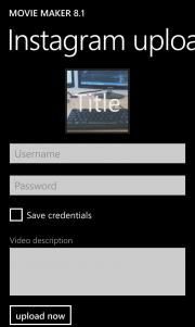 Movie Maker 8.1 se actualiza y ya permite subir videos a Youtube e Instagram [con 100 códigos regalo]