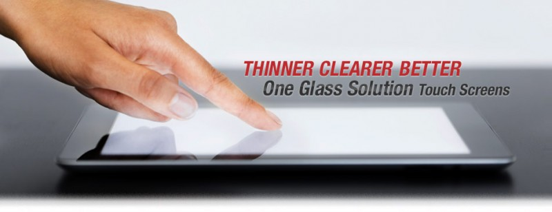 One Glass Solution (OGS)