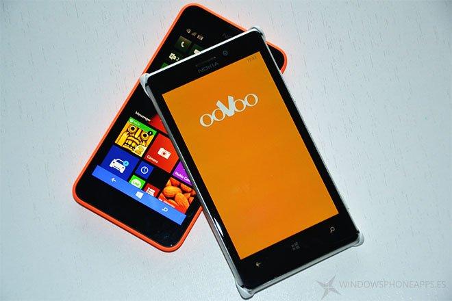 ooVoo Windows Phone