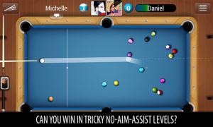 Llega a Windows Phone Pool live tour, el famoso juego de billar