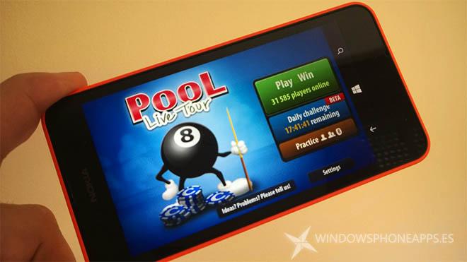 pool live tour logo