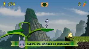 Mr Rabbit 3D, nuevo y adictivo juegos de Ayo Games disponible para Windows Phone 8 y con regalo para nuestros lectores