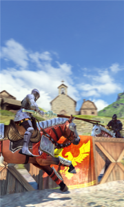 """Duelo de caballeros """"Rival Knights"""" lo nuevo de Gameloft ya disponible para Windows Phone 8 [y Windows 8.1]"""