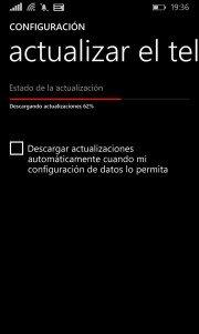Actualización para Windows Phone 8.1 Developer Preview