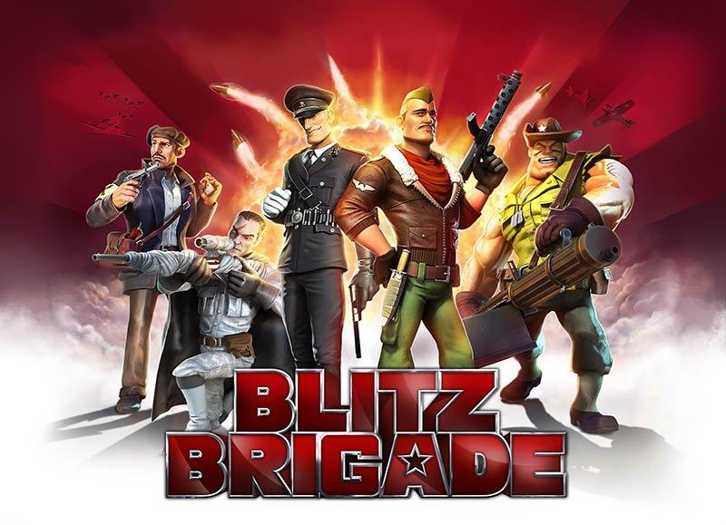 Blitz Brigade el nuevo juego Gameloft para Windows