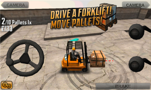 Extreme Forklifting Windows Phone