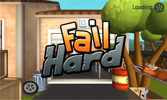 Fail Hard para Windows Phone