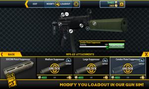 Gun Club 3: Virtual Weapon Sim, ¡Apunta y dispara!