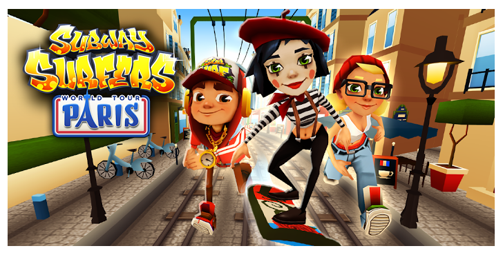 Subway Surfers oara 512MB de Ram