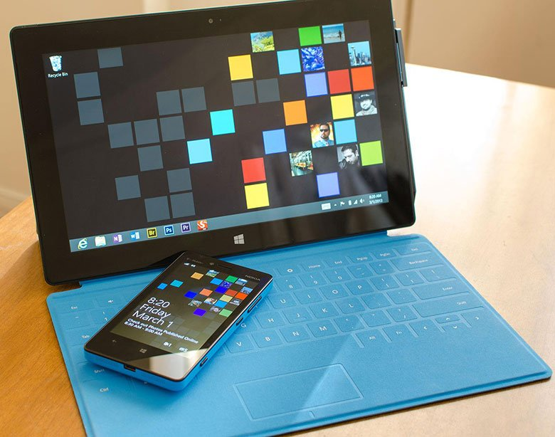 Windows Phone - Surface