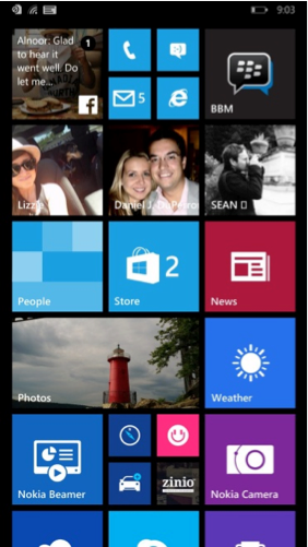 Blackberry abre el programa de pruebas de BBM Para Windows Phone