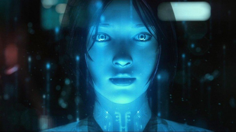 Cortana, imitadora