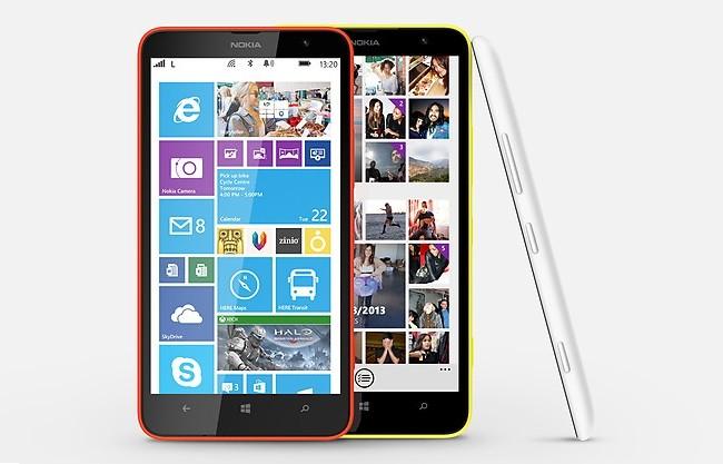 Lumia Cyan para el Nokia Lumia 1320