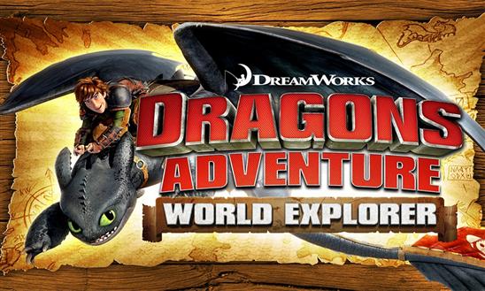 DreamWorks Dragons Adventure