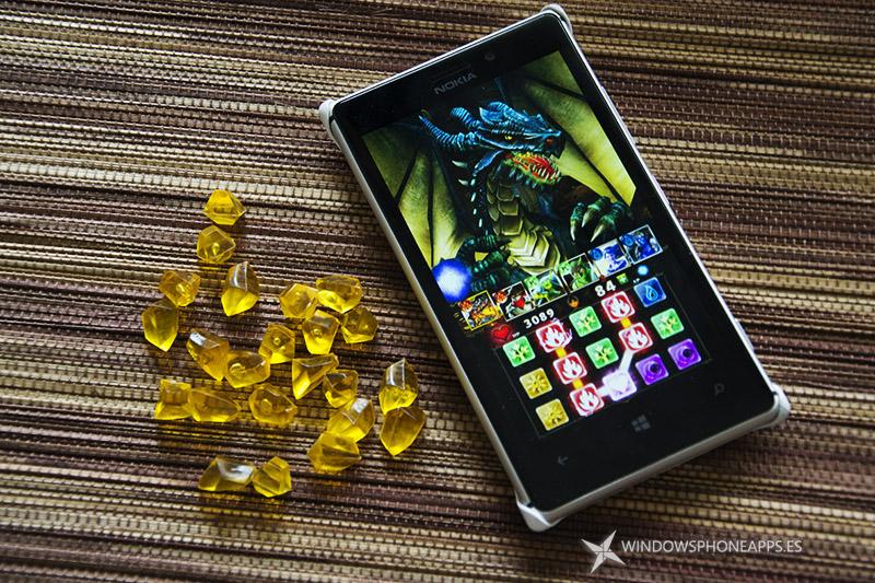 Dungeon Gems para Windows y Windows Phone