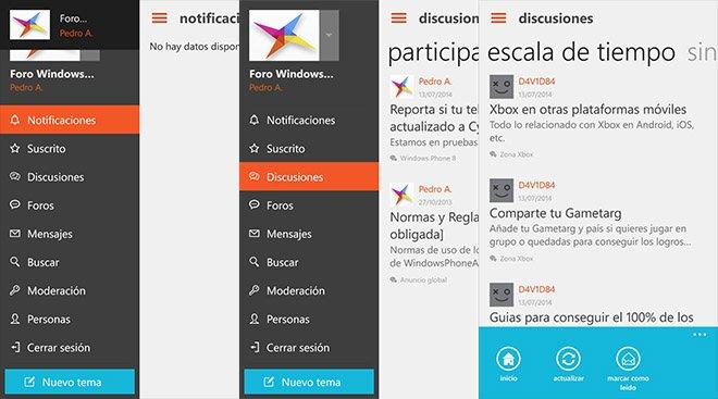 Foro WindowsPhoneApps con TapatalkForo WindowsPhoneApps con Tapatalk