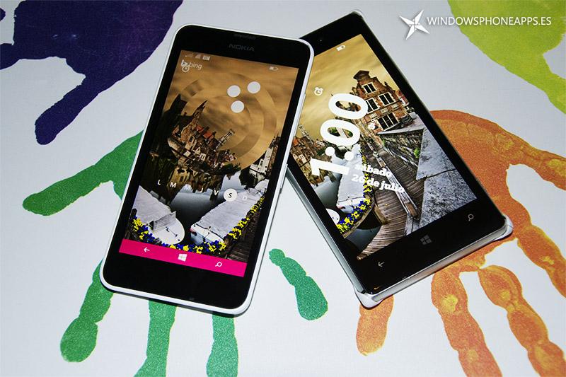 Live lock Screen Beta Windows Phone