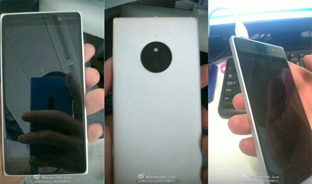 Posible imagen del Nokia Lumia 830