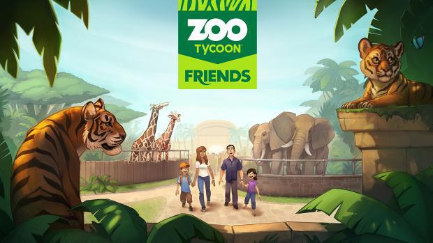 Zoo Tycoon Friends para Windows 8 y Windows Phone