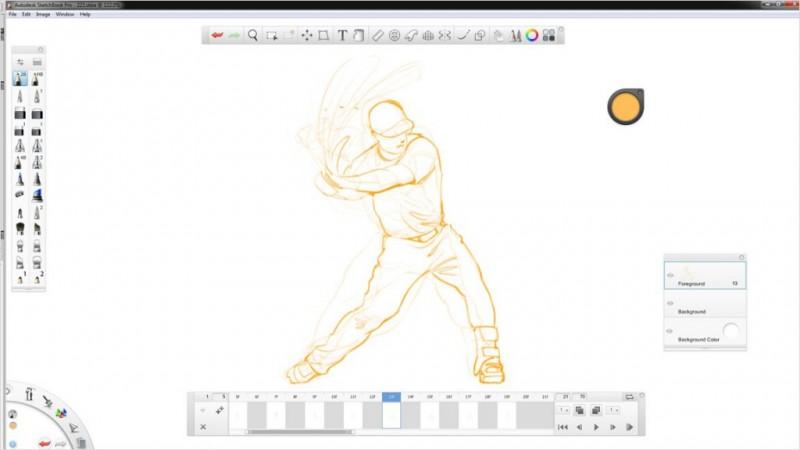 Sketchbook Pro 7