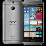 HTC One M8 para Windows Phone