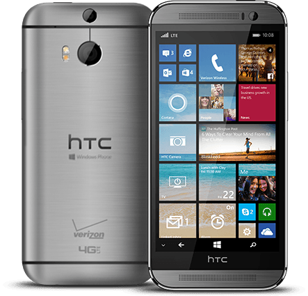 HTC One M8 para Windows Phone