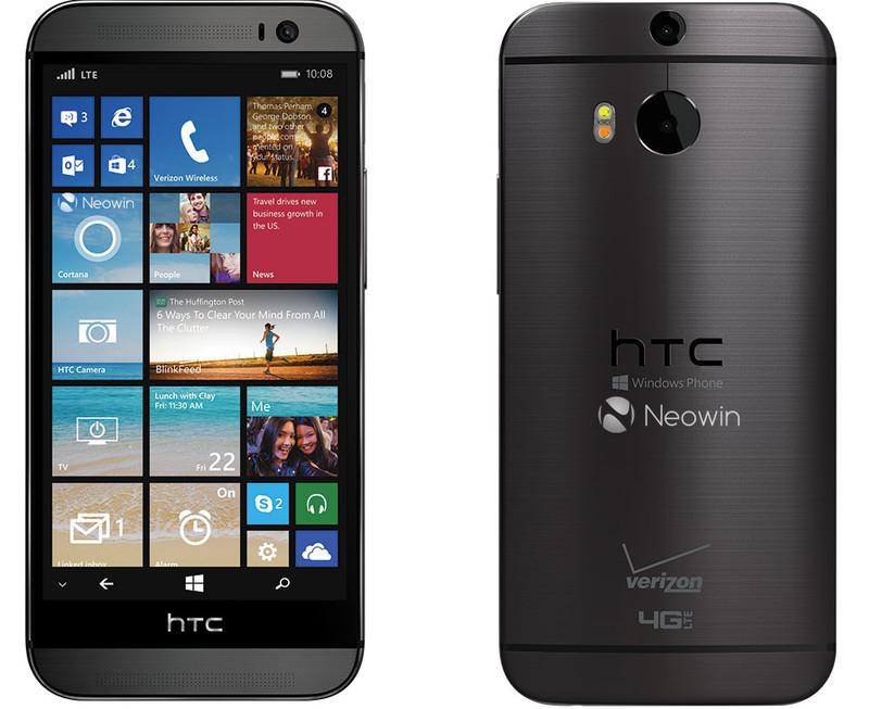 HTC One for Windows Phone en detalle