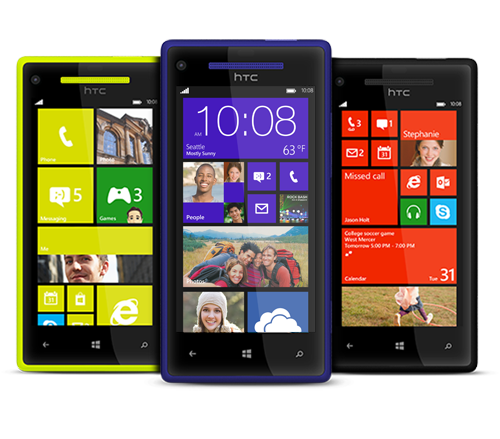 Terminales HTC y Windows Phone 8.1 Update 1 Preview for Developers