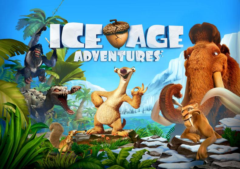 Ice Age Adventures para Windows 8