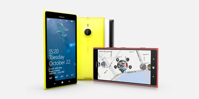 Los Lumia 1520 y Lumia 830 empiezan a recibir Lumia Denim