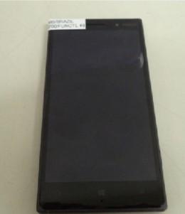 Nokia Lumia 830 frontal