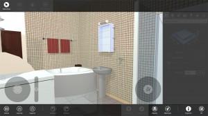 Muestra de Bathroom_01 en 3D con Live Interior 3D Pro