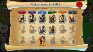 Héroes de Age of Empires: Castle Siege