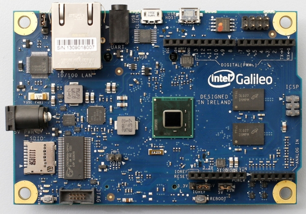 Imagen de Intel Galileo