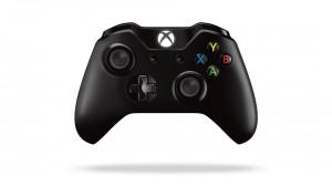 Mando negro de Xbox One