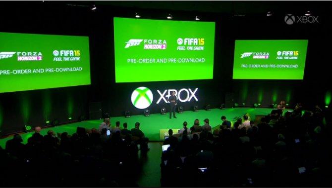 Pre-compra y pre-carga de juegos digitales en Xbox One